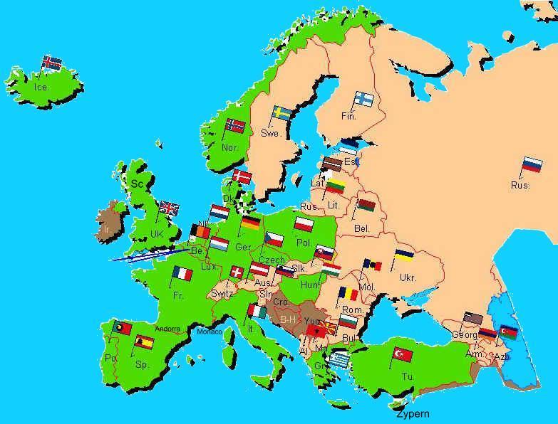 wo liegt finnland in europa